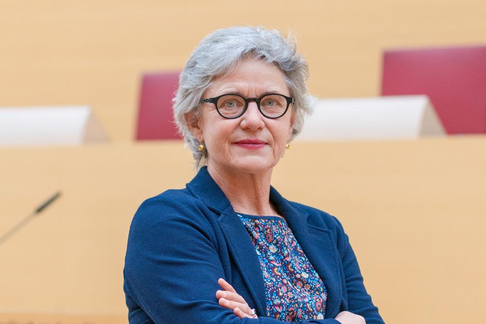 Landtagsabgeordnete Gabriele Triebel