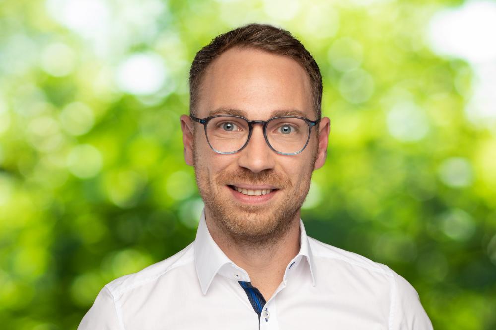 Bezirksrat Jan Halbauer