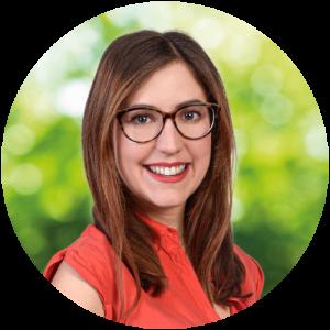 Sprecherin Grüne FFB Johanna Mellentin